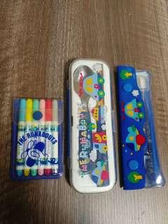 Sanrio runabouts車仔set