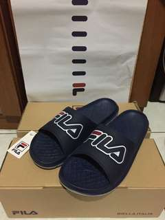 Fila scrip slides navy original