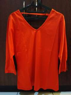 Top Nobby sleeves with zipper