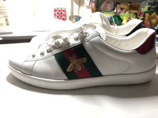 Gucci ace bee g7 Us 8-9