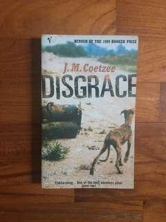 J. M. Coetzee - Disgrace (Vintage, 2000)