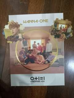 Wanna One I Promise U - Day ver