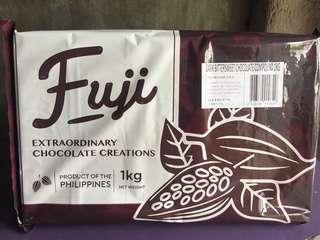 Fuji Bittersweet Chocolate