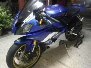 2012 R6 Singapore 🇸🇬 Mileage 30k . Condition Very2 Good👍 Well Maintained Bike. Just Buy & Ride . Cash only: RM 20,500 NETT