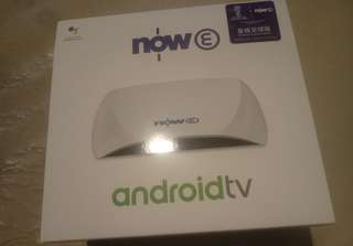 原裝now Android box