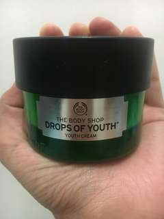 The Body Shop Drops of Youth: Youth Cream
