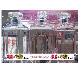 Parfum Unisex Be Mine Perfume For Men Women Miniso Import Fashionable
