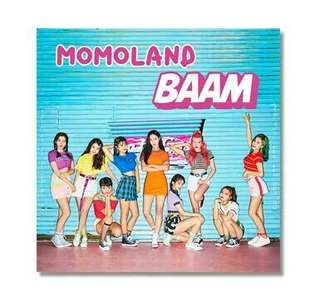 MOMOLAND - 4th mini album (Fun to The World)