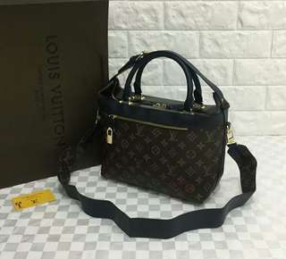 Louis Vuitton City Cruiser Black Monogram