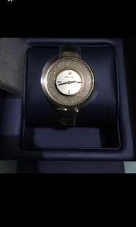 Swarovski 玫瑰金女裝手錶