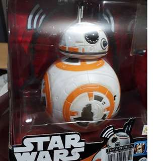 Star Wars BB8 Action figure sounds and moves