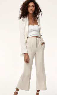 Aritzia Wilfred Nolay Pant