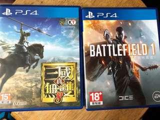 Battlefield 1  bf1 And 真 三國無雙 8