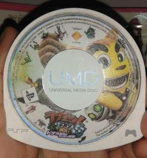 Japan UMD PSP Games Lot