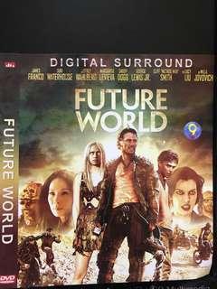 🚚 Dvd English movie, Future World