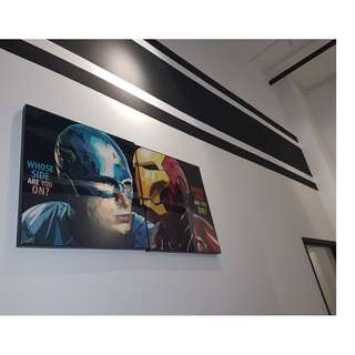 Marvel Office Room for Rental