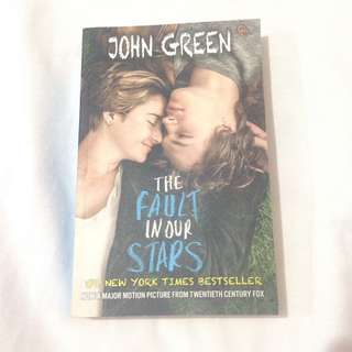The Fault in Our Stars Novel