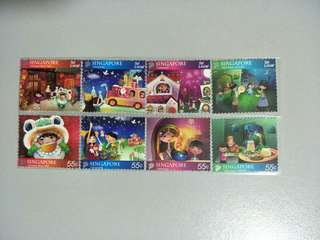 Singapore Stamps festival 2012