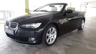 Bmw 325xl Convertible  2008