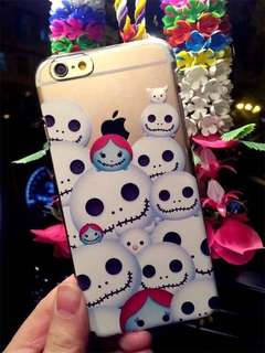 iPhone Case 7Plus Jack Skellington 傑克