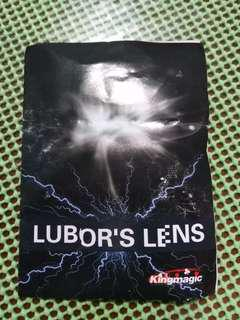 LUBOR LENS MAKE PENS AND PENCILS DISAPPEAR MAGIC PROP