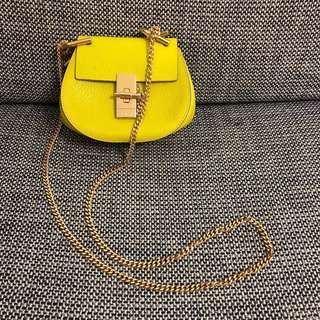 "Chloe ""Mini Drew Shoulder Bag"""