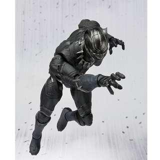 SHF Black Panther Marvel Avengers