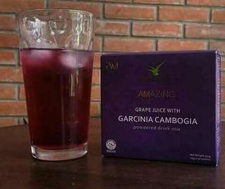😍Garcinia Cambogia [SLIMMING GRAPE JUICE]😍
