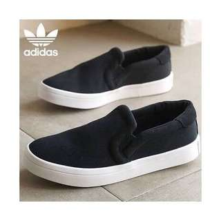 Adidas Slip On Black