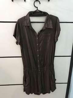Candie's Romper Dress
