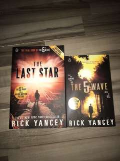 The 5th wave and The Last Star