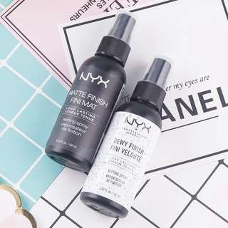 ☘️NYX Makeup Setting Spray