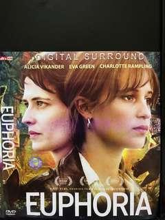 🚚 Dvd English movie, Euphoria
