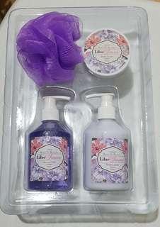 SALE!!! - Body in Bloom Body Care Set