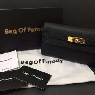 bag of parody 長銀包