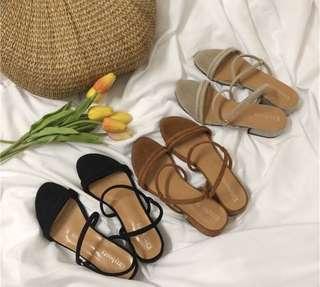 🚚 羅馬涼鞋 顯瘦 顯白