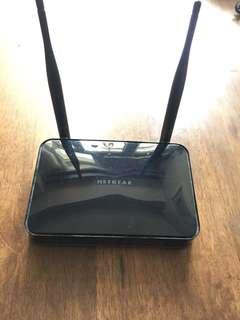 Netgear N300 Wi-Fi router