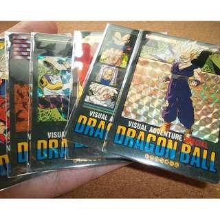 Dragonball visual adventure part special fullset