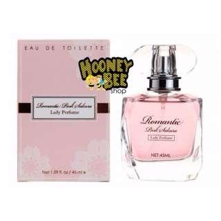 Parfum Wanita Romantic Sakura Perfume For Women Miniso Import Fresh