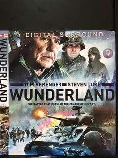 🚚 Dvd English movie, Wunderland