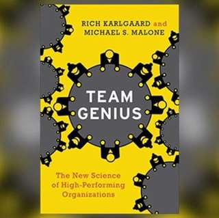 Team Genius by Rich Karlgaard
