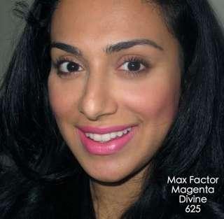 BN MAX FACTOR MAGENTA DIVINE 625