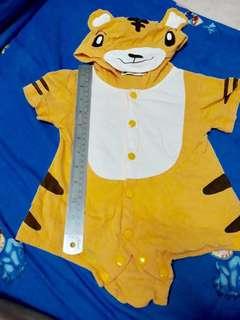 Baby shirt Tiger
