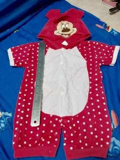 Baby Shirt Mickey