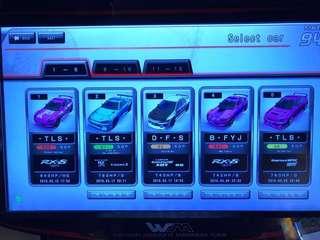 Wangan Midnight Maximum Tune WMMT 5dx+ BANA PASSPORT