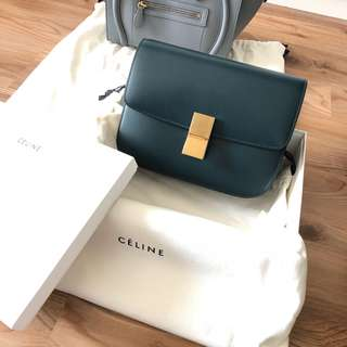 Celine Medium Classic Box