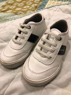 Hilfiger White Shoes