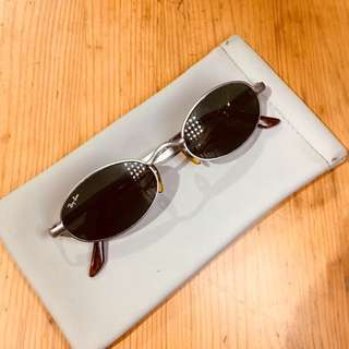 Ray-Ban Vintage Oval Sunglasses (Free MM Shipping)