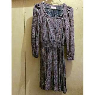 CANDIES Paisley Dress