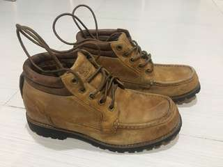 Timblerand boots (genuine leather)